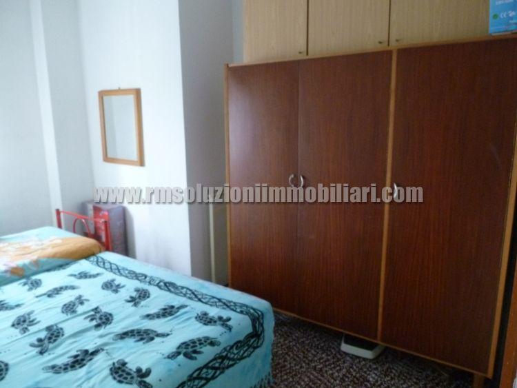 Tre locali con bellissima vista fronte mare in appartamento a 40 mt dalla spiaggia ai Lidi Ferraresi - la camera matrimoniale